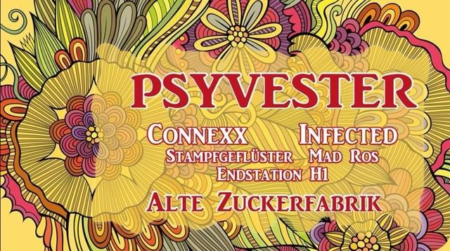 Party Flyer DIWALI - Psyvester 31 Dec '19, 23:30