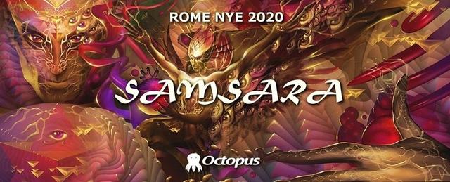 Party Flyer Samsara ۞ NYE 2020 31 Dec '19, 23:30