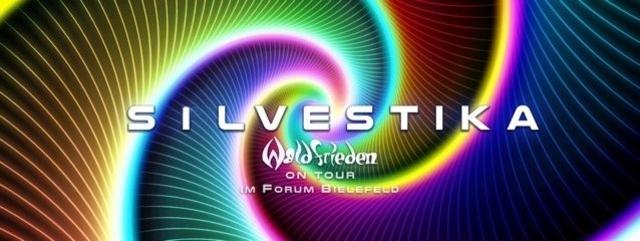 Party Flyer Silvestika 31 Dec '19, 23:00