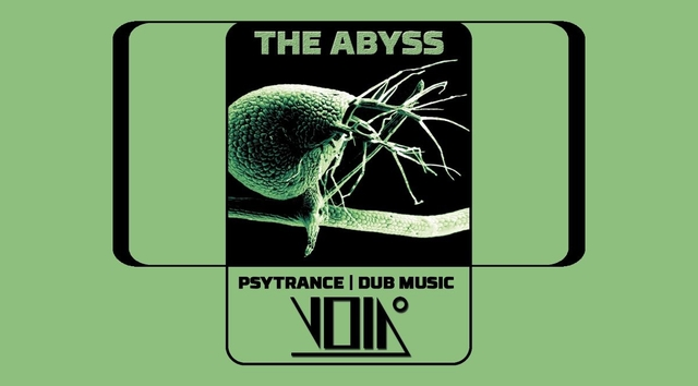 Party Flyer The Abyss 3 Jan '20, 23:00
