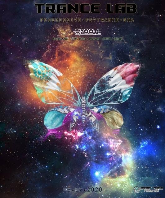 Trance L A B 8 Feb '20, 22:00