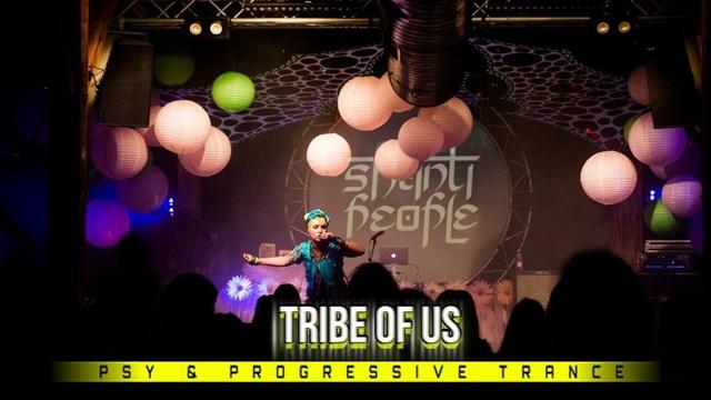 Party Flyer Tribe of Us - Girls Edition w/ Shanti People DJ Set 15 Feb '20, 23:00