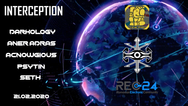 Party Flyer Interception : South Area 21 Feb '20, 22:00