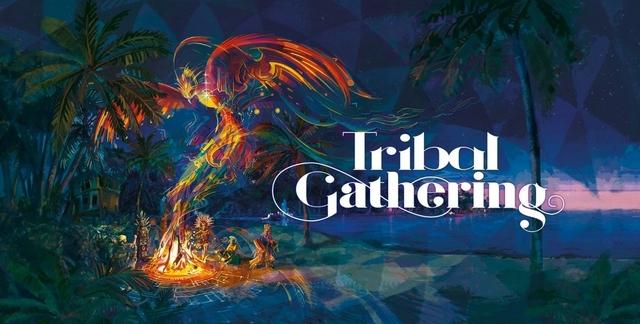 Party Flyer Tribal Gathering 2020 29 Feb '20, 06:00