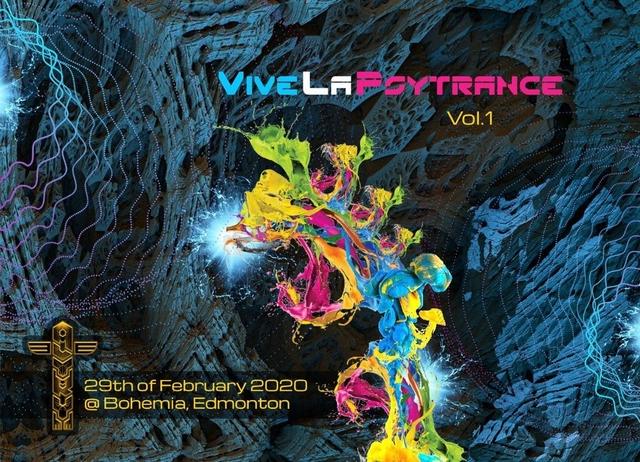 Vive La Psytrance Vol.1 29 Feb '20, 21:00