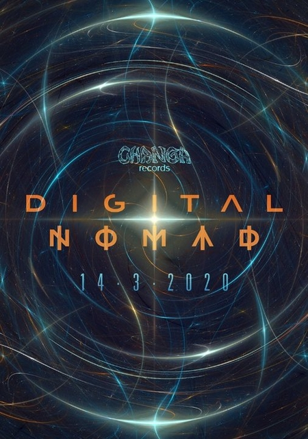 Party Flyer Digital Nomad 14 Mar '20, 23:30