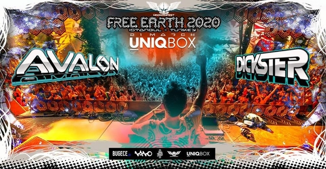 Party Flyer Avalon & Dickster: Free Earth Turkey Pre-Event 21 Mar '20, 22:00