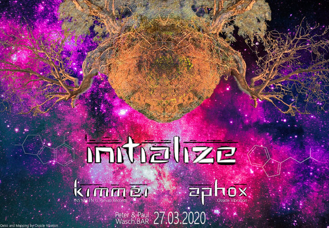 Party Flyer Initialize 27 Mar '20, 22:00