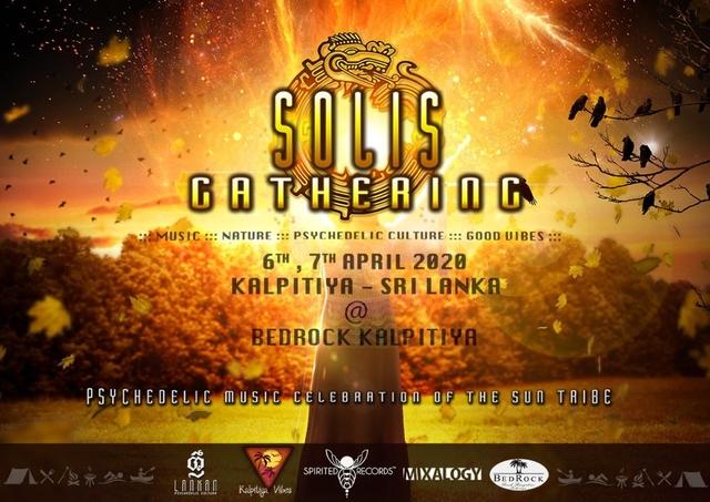 Party Flyer Solis Gathering 6 Apr '20, 12:00