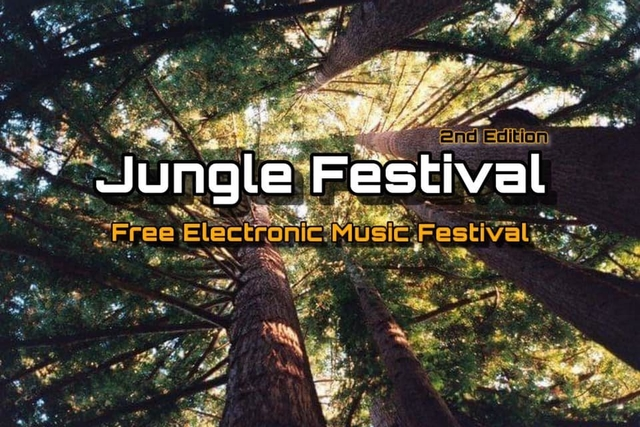 Party Flyer Jungle Festival 2020 (2nd Edition) 25 Apr '20, 22:00