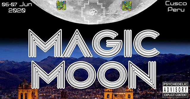 Magic Moon! 6 Jun '20, 15:00
