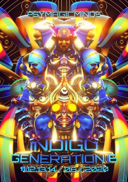 INDIGO GENERATION 6 11 Jun '20, 23:00