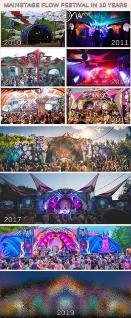 Party Flyer FLOW EXPERIENCE 2021 - Feel Love On Weekend (F.L.O.W.) 22 Jul '21, 20:00
