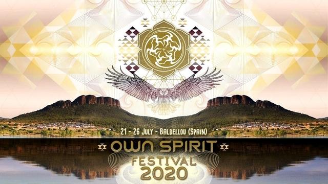 Party Flyer Own Spirit Festival 2020 21 Jul '20, 18:00