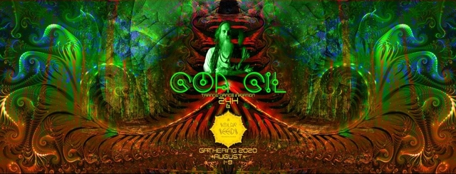 Party Flyer Solar Seeds Gathering 2020 & Goa Gil - 24h and more ... 1 Aug '20, 15:00