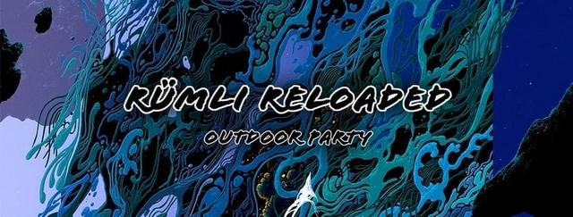 Party Flyer RüümliReloaded 15 Aug '20, 22:00