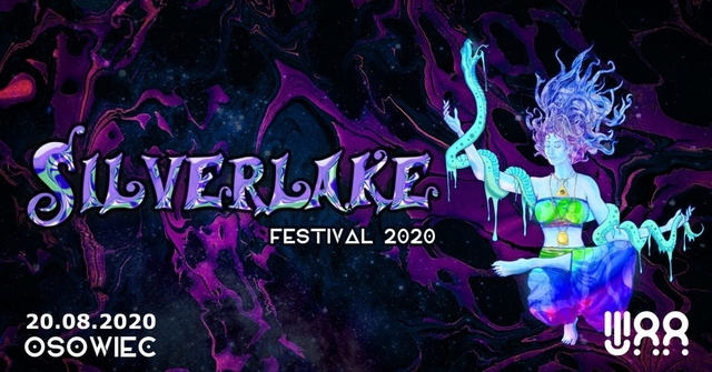 Party Flyer Silver Lake Festival 2020 20 Aug '20, 18:00