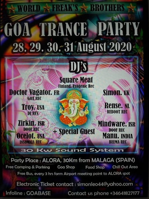 Festival 🎶World 🌞Freacks 💞Brothers 28 Aug '20, 18:00
