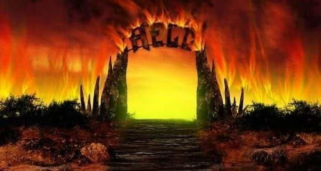 Party Flyer (cancled cause Covid) Gate to Hell 31 Oct '20, 21:00