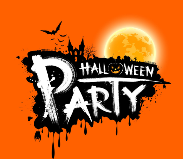 Party Flyer Halloween Party - Dream Factory 31 Oct '20, 14:00