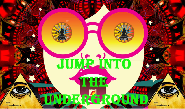 Party Flyer Jump Into The Underground 28 Nov '20, 22:00