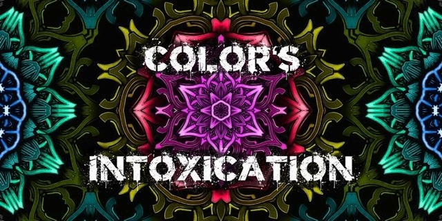 """Party Flyer New Years """"Colors Intoxication"""" Meets 2k21 !! 31 Dec '20, 20:00"""