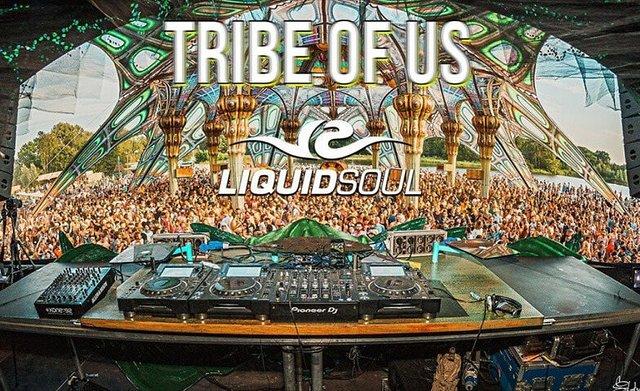 Party Flyer TRIBE OF US W/LIQUID SOUL 3 Jul '21, 23:00