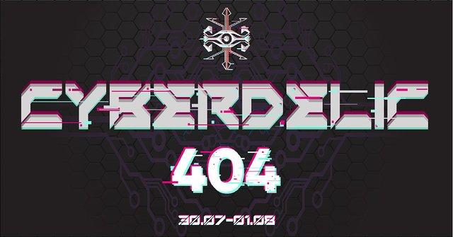 Cyberdelic 404 30 Jul '21, 12:00