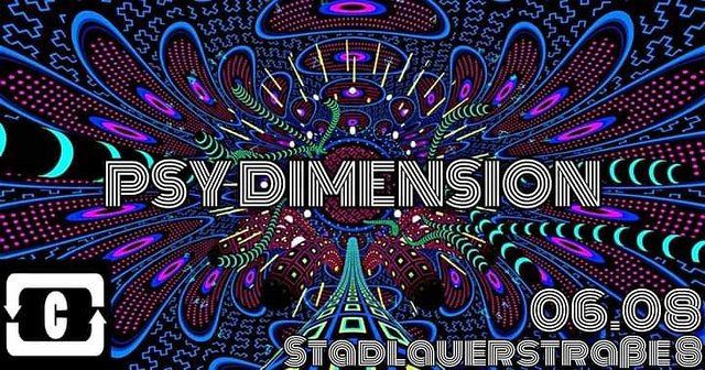 PSY DIMENSION 6 Aug '21, 22:00