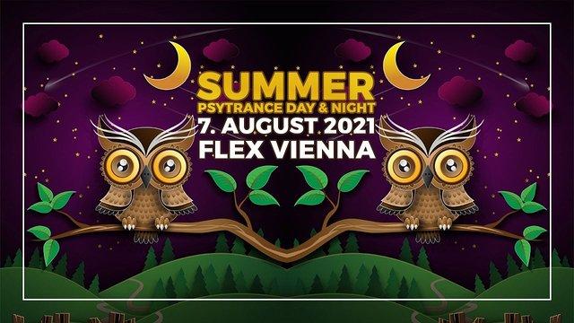 SUMMER PSYTRANCE DAY & NIGHT 7 Aug '21, 17:00