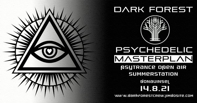 Psychedelic Masterplan 14 Aug '21, 14:00