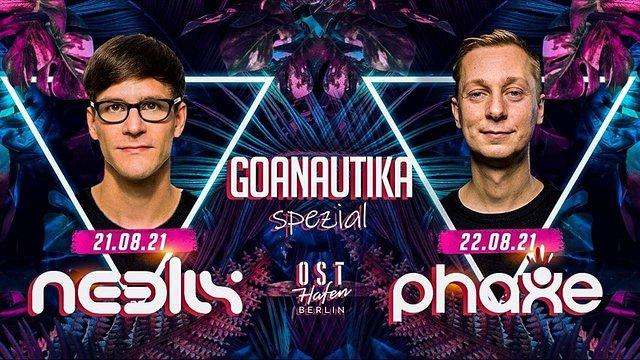 Goanautika Spezial Neelix and Friends 21 Aug '21, 14:00