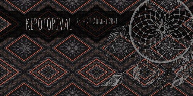 Party Flyer Kepotopival 2021 25 Aug '21, 18:00