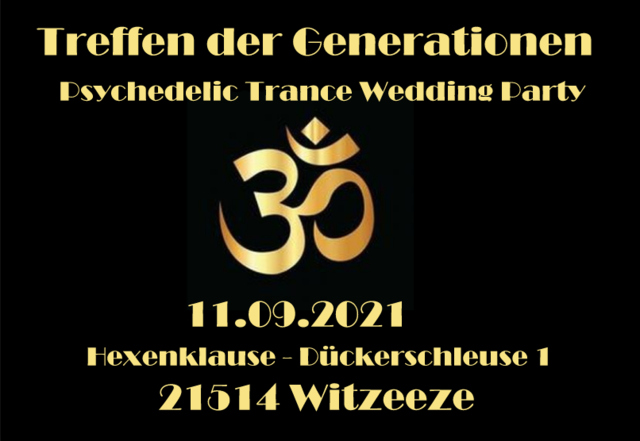 Treffen der Generationen II 11 Sep '21, 18:00