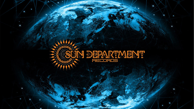 Party Flyer Sun Department Records Label Night 16 Oct '21, 23:00
