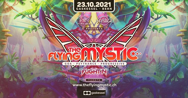 The Flying Mystic 14 23 Oct '21, 23:00