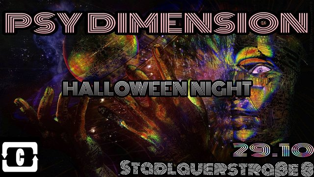 HALLOWEEN NIGHT 29 Oct '21, 22:00