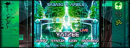 Party Flyer Psyzone Meets Naskapi Tribe - 12h Psychedelic Party / Sabato 11 Aprile 11 Apr '15, 22:00