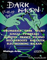 Party Flyer Dark Moon 17 Apr '15, 23:00