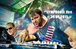 Party Flyer Auf Sendung mit dem Klaus 30 Apr '15, 22:00