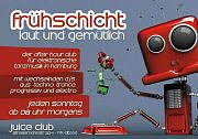 Party Flyer Frühschicht - Summer Opening After Show Special 10 May '15, 10:00