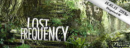 Party Flyer Lost Frequency 16 May '15, 22:00