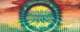 Party Flyer Tristan B-Day Bash!!! 16 May '15, 22:00