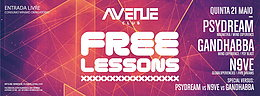 Party Flyer Free Lesson - Entrada Livre 21 May '15, 23:30