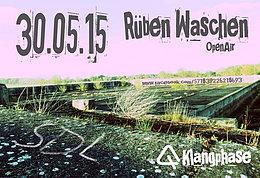 Party Flyer Rüben Waschen 30 May '15, 20:00