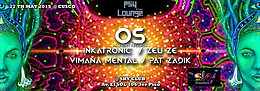 Party Flyer PSYLOUNGE 3 Jun '15, 22:00