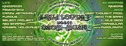 Party Flyer CRAZY ASTRONAUT // PSYKOVSKY // KINDZADZA LIVE @ AQUA LOUNGE pres OSOM-Music 5 Jun '15, 22:00