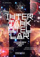 Party Flyer INTERTANKSTELLAR 5 Jun '15, 20:00