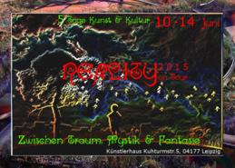 Party Flyer REALITY ON TOUR 2015 zwischen Traum, Mystik und Fantasie 10 Jun '15, 15:00