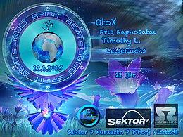 Party Flyer LIQUID SPIRIT BEATS 12 Jun '15, 22:00